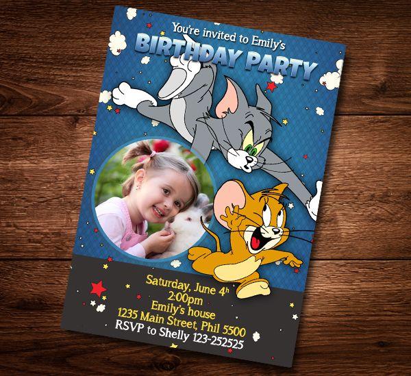29 best Birthday Invitation Cards, Kids Party Invite images on - best of invitation card birthday party