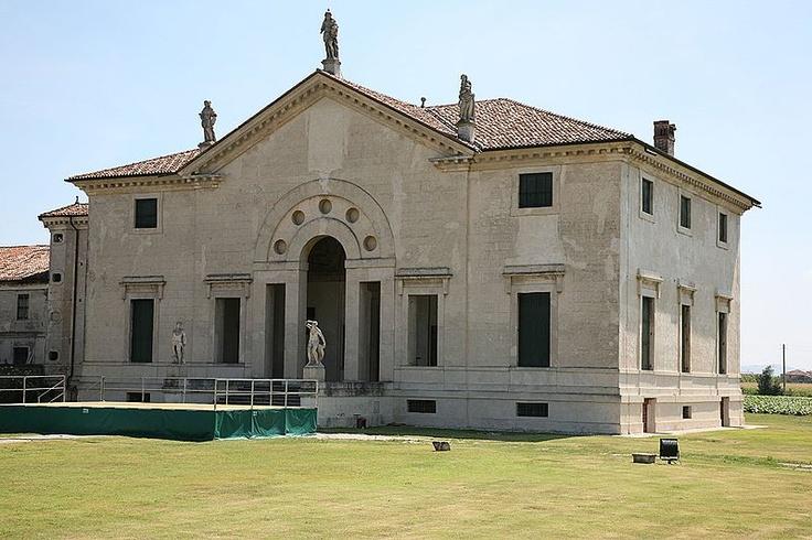 Palladio: Villa Poiana, Veneto