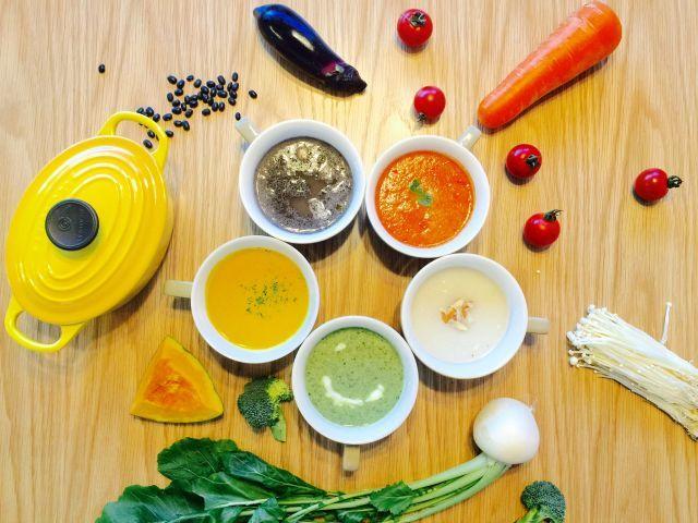 食べて痩せられる魔法のデトックス。「アーユルヴェーダスープ」レシピ5選 - macaroni
