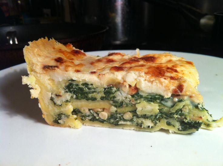 Chicken lasagna recipe delia smith