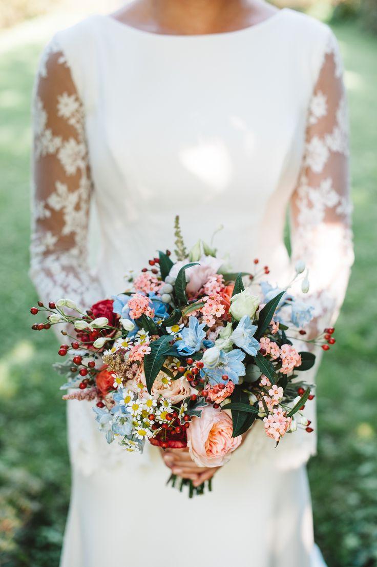Bruidsboeket nazomer