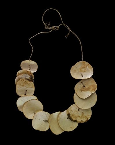 Photo of Necklace, Indigenous Australian, Mulgrave, North Queensland