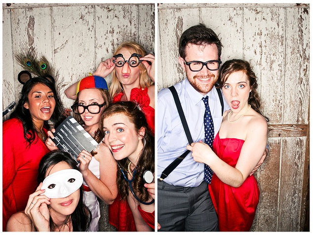 Happymatic Photo Booth Rentals