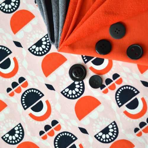 NOSH Organics Fabrics - VILSKE, Powder