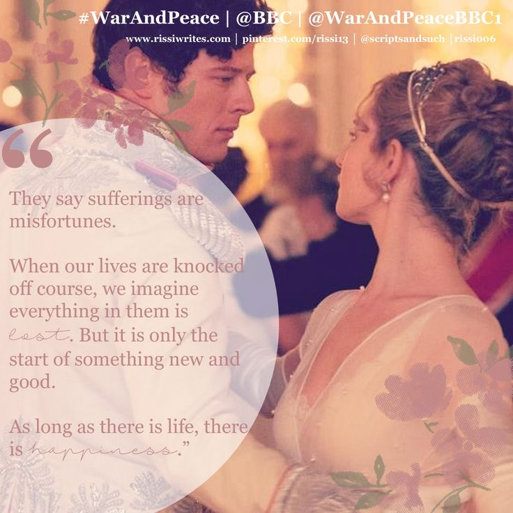 War and Peace (2016 BBC Adaptation) starring Lily James and James Norton (Click through for review link.)