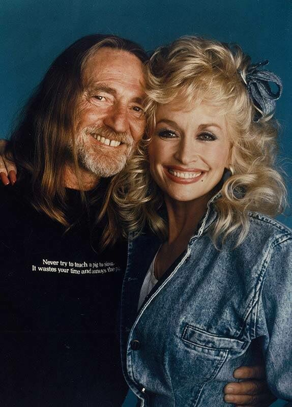 Willie Nelson & Dolly Parton
