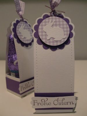 easter - stampin up