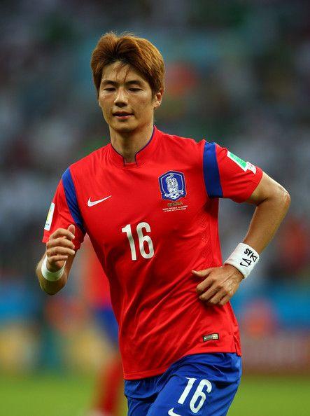 Ki Sung Yueng Named Korea's Top Player at 2014 FIFA World Cup | Koogle TV