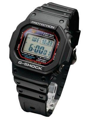Casio G-Shock Tough Solar Multi-Band 6 GW-M5610-1JF Men's Watch