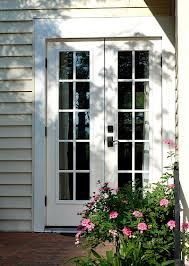 25 best ideas about narrow french doors on pinterest for Narrow exterior french doors