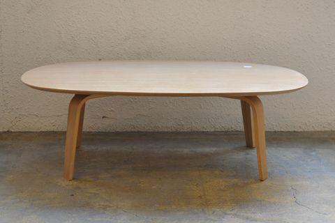 無印良品 楕円型 ローテーブル  SOLD