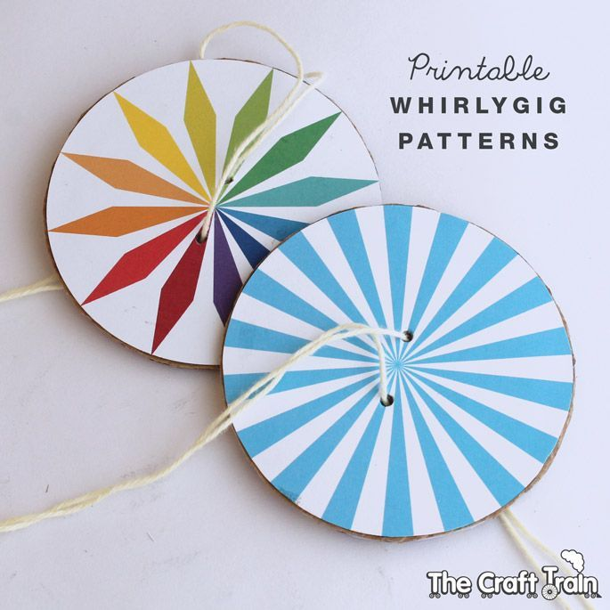 How to make a whirlygig