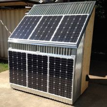 Indiegogo: Solar Station: Fast, Simple Solar Power at Scale/ Crowdfunded