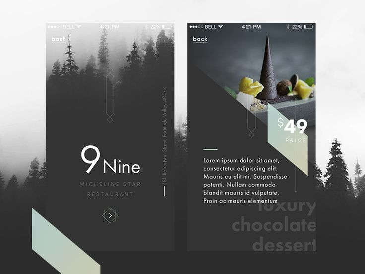 Hey guys, I'm really excited that I can share this huge project with you. It's called Sixty and basically it's an app with a catalogue of local shops and services. So you can easily and quickly f...