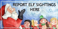 Kids go online and report what their elf has been up to.  Cute, and lots of ideas: Ideas Kristin, Ideas Jenny, Cute Ideas, Elfcapad, Shelf Ideas, Shelf Kids, Ideas Sarah, Christmas Ideas