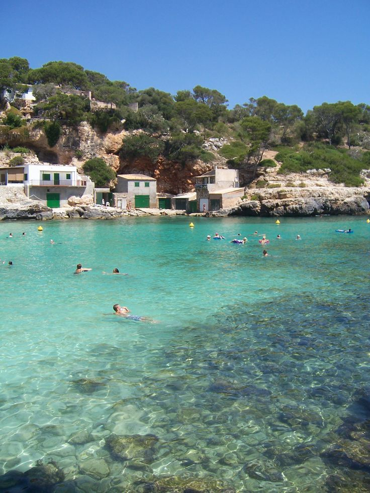 Meine Absolute Lieblingsbucht Cala Llombards Strande Mallorca
