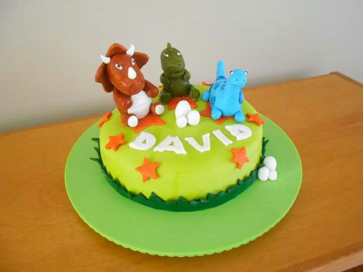 Torta Dinosaurios