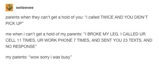 This panicked moment:
