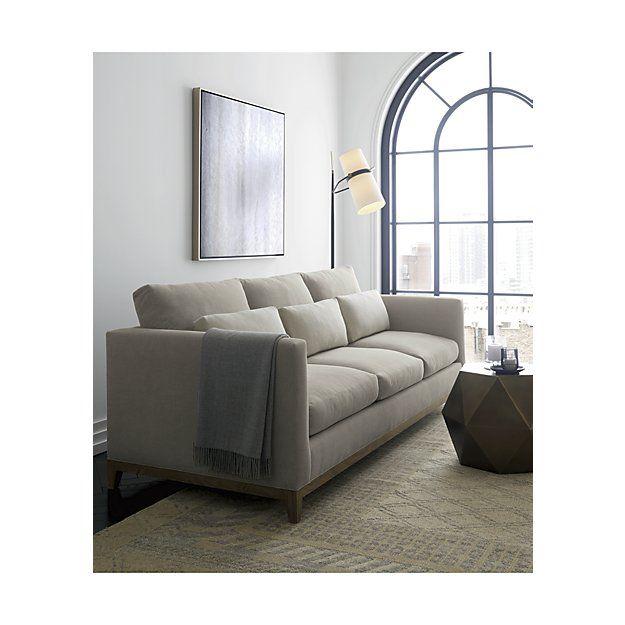 Riston Floor Lamp   Clearance rugs, Crate, barrel, Living ... on Riston Floor Lamp  id=98528