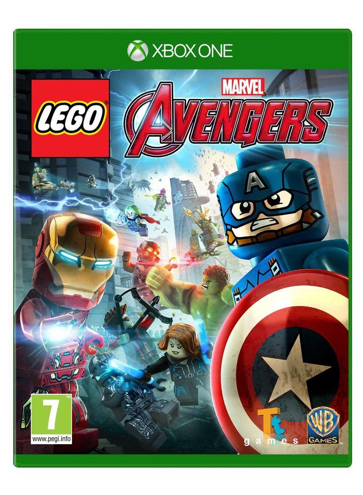LEGO Marvel Avengers (Xbox One): Amazon.co.uk: PC & Video Games