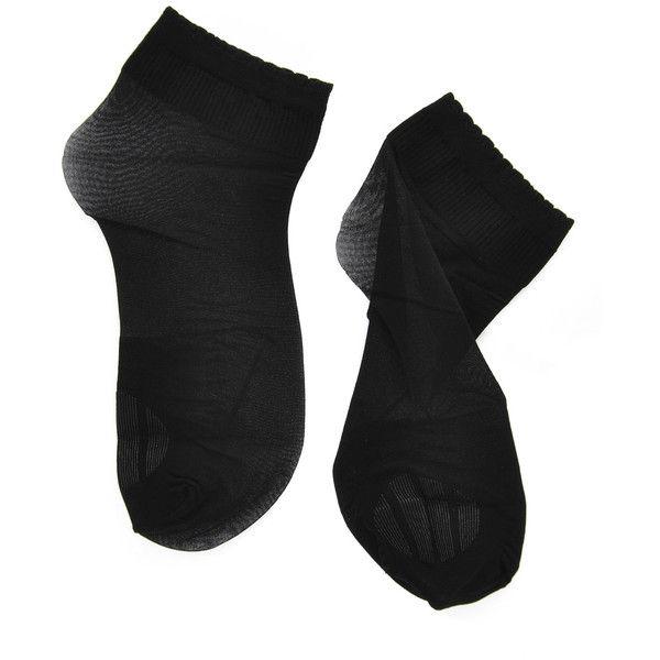 FOGAL 300 ALL NUDE Socks (260 ARS) ❤ liked on Polyvore featuring intimates, hosiery, socks, accessories, footwear, nylon socks, transparent socks, short slip, sheer hosiery and fogal