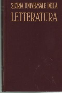 Enciclopedie: Storia universale della Letteratura in 7 volumi