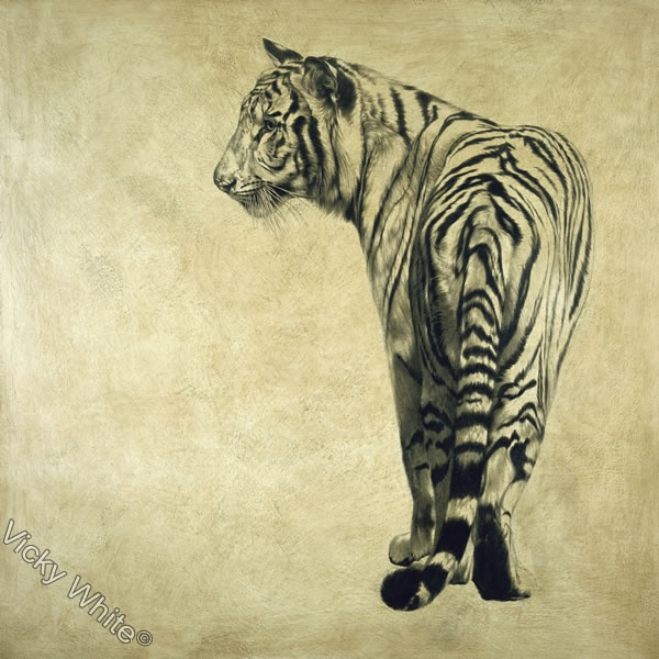 The Illusionist III by Vicky White (illustrator of Can We Save the Tiger?)