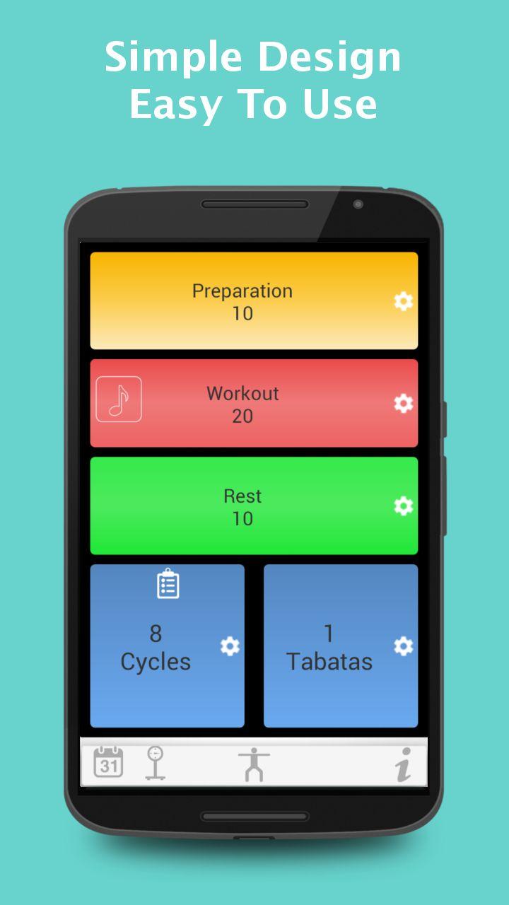 best free interval training app iphone