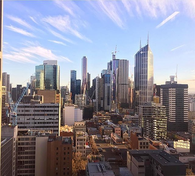 Melbourne morning city views . . 🙏🏼🎥 @nat_stokan - posted by 🇬🇧 Toby Pinhol 🇬🇧 https://www.instagram.com/melbournerealtor - See more Luxury Real Estate photos from Local Realtors at https://LocalRealtors.com/stream