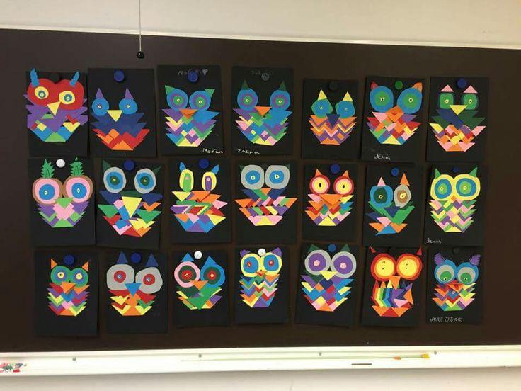 Geometria -pöllö!