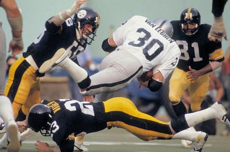 1977 Raiders at Steelers in 2020 Oakland raiders