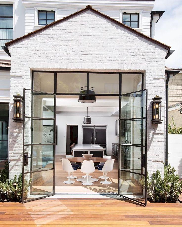 70s Home Exterior Remodel: 70 Modern Farmhouse Exterior Designs