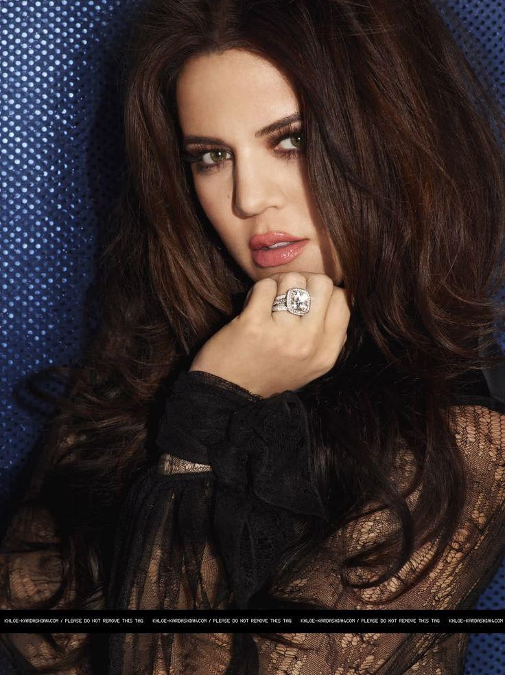 Khloe Kardashian's wedding ring