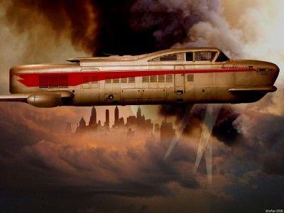 Retro Future City | Cyber and Dieselpunk: Dieselpunk Retrofutur, Dieselpunk Alt, Dieselpunk Geek, Steampunk Diesel Punk, Dieselpunk Planes, Dieselpunk Steampunk, Dieselpunk Artworks, Diesel Punk, Dieselpunk Airship