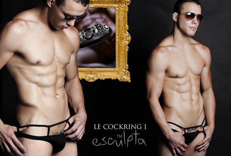 Le Cock Ring I by esculpta