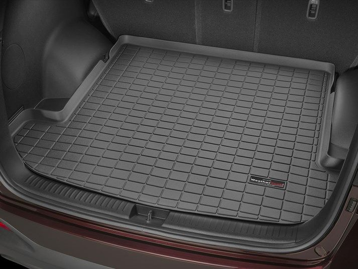 WeatherTech Cargo Liner Trunk Mat for Kia Sorento - Black