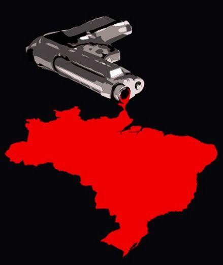 G.H.: A LIBERAÇÃO DA COMPRA DE ARMAS E MUNIÇÃO NO BRASIL...