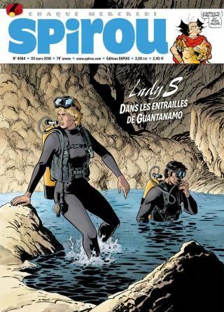 Spirou n°4064