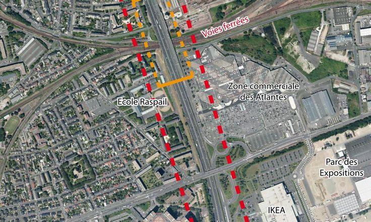 ET SI L'AUTOROUTE A10 OUVRAIT LE(S) PASSAGE(S) URBAIN(S) ENTRE TOURS & SAINT-PIERRE DES CORPS ? http://www.blog-habitat-durable.com/2015/02/et-si-l-autoroute-a10-ouvrait-le-s-passage-s-urbain-s-tours-saint-pierre-des-corps.html