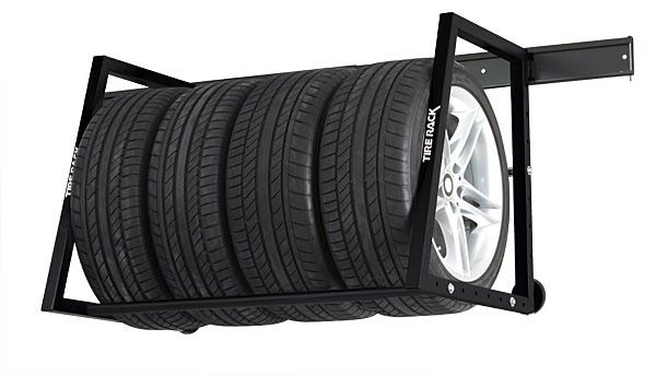 Tire Rack Tire Storage Rack