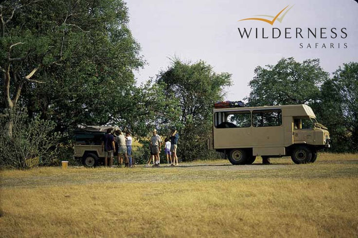 Humble beginnings – Onto the next adventure and wilderness camp. Click on the image for the full story.
