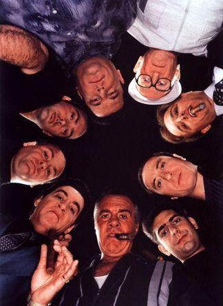 Love the Sopranos!!!