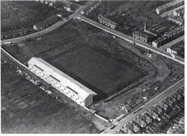 Selhurst Park. 1930s.