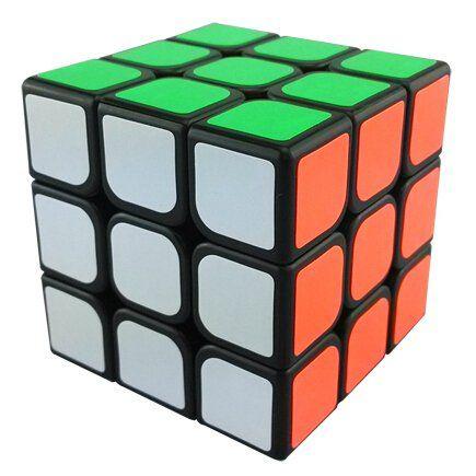 TOPSELLER! YJ GuanLong 3x3x3 Magic Cube Black $6.99