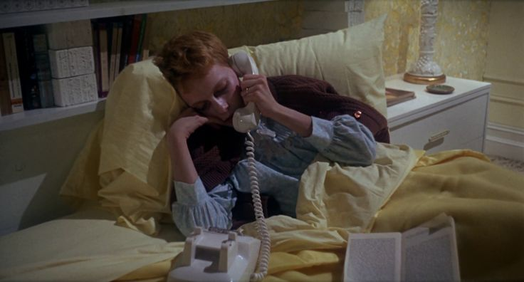 """""""Rosemary's Baby"""" / """"Nastro rosso a New York"""" (1968) #RomanPolański"""