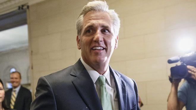 California Rep. Kevin McCarthy selected as new House majority leader