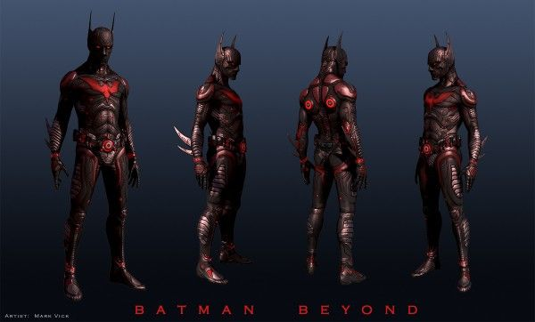 Batman Beyond - I may have pinned this before but it's worth bringing back.  Terry rocks.