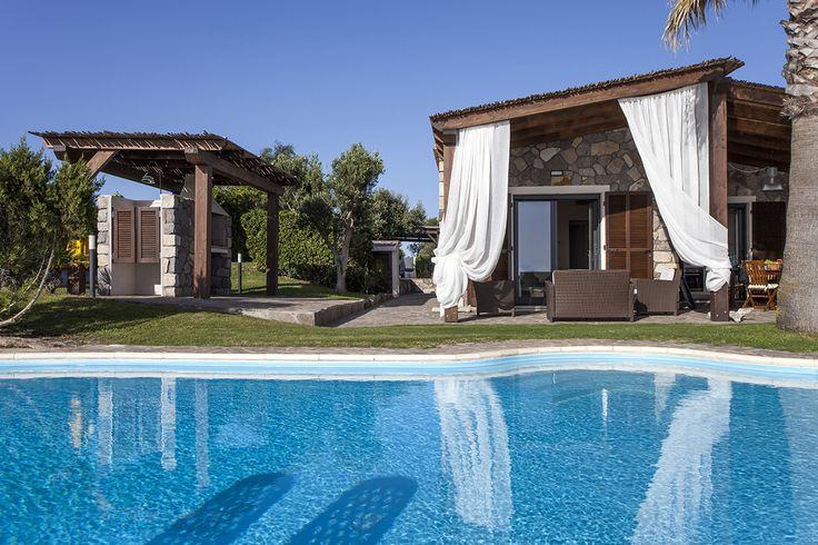 #exterior #calasetta #architecturalrefurbishment #swimmingpool