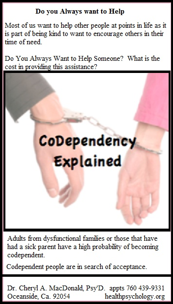 dating a codependent man Codependent relationships are virtually in dating relationships i would also try to change my ex husband to be the man that i have always wanted.