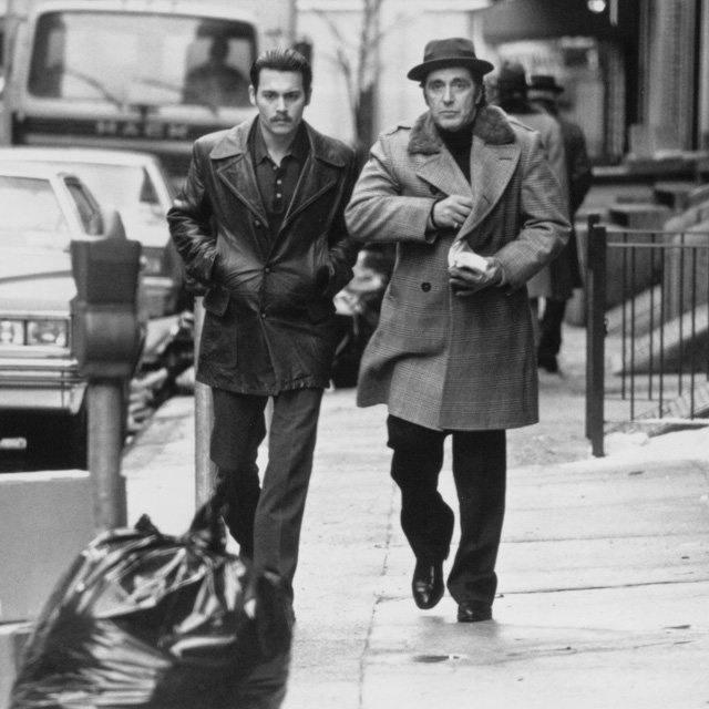Donnie Brasco.... one of my faves.